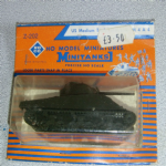 Roco Minitanks Nr 202 US Sherman M4 A4  1:87 HO Scale